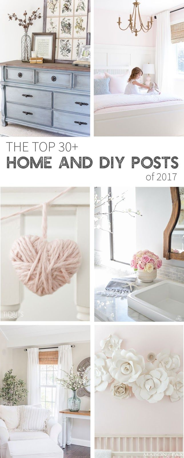 Top Ten Home Decorating And Diy Posts For 2017 Home Decor Decor