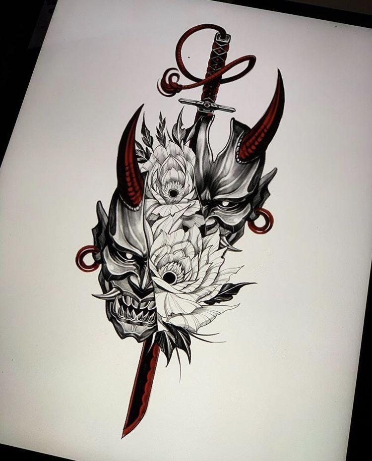 Pin De Alexandr En My Pins Tatuajes Japoneses Tatuajes Vikingos Tatuajes Unicos