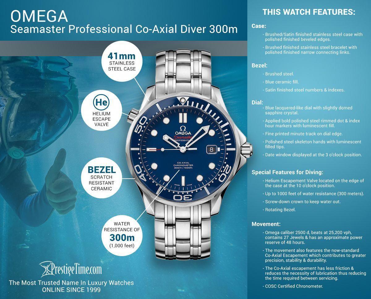 Menswatchesforsale Omega Seamaster Omega Seamaster Professional Omega Seamaster Diver