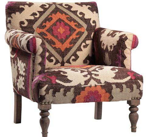 Miraculous Kara Arm Chair In 2019 Furniture Cowhide Chair Chair Machost Co Dining Chair Design Ideas Machostcouk