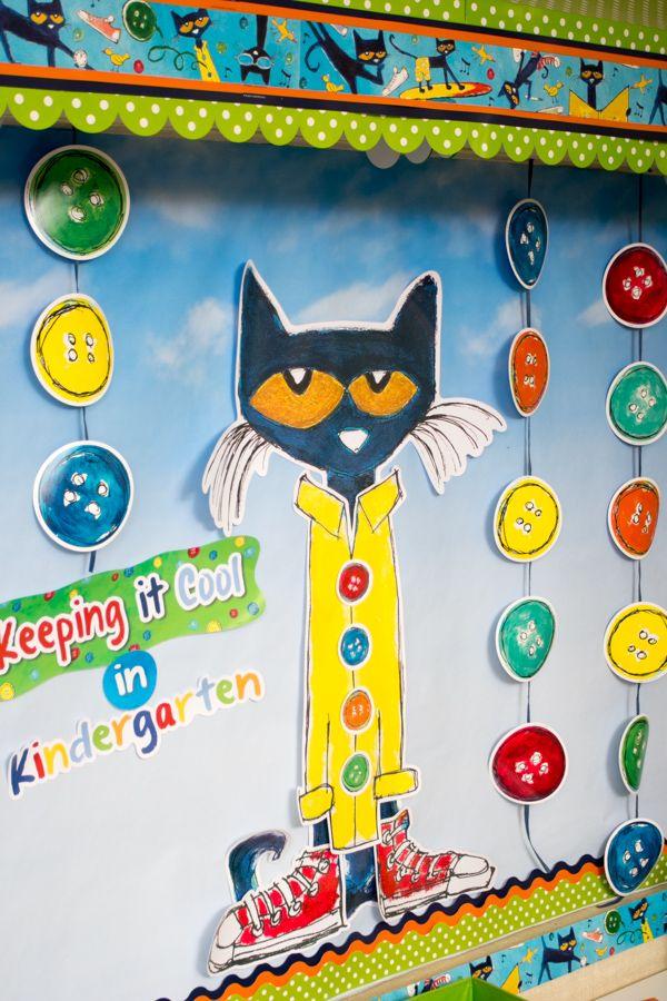 Pete the Cat Classroom Decorations | School stuff in 2018 ...