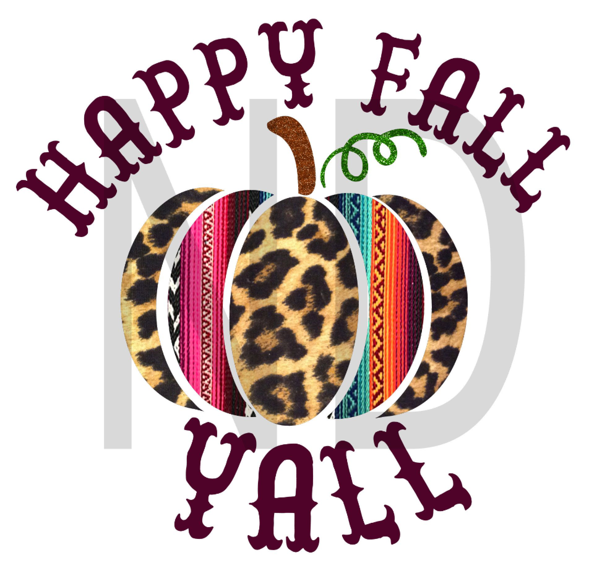 Fall sublimation, Happy Fall Y'all, sublimation, shirt