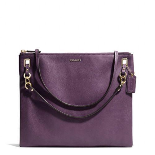 coach madison leather convertible hippie 51011 black violet rh pinterest com