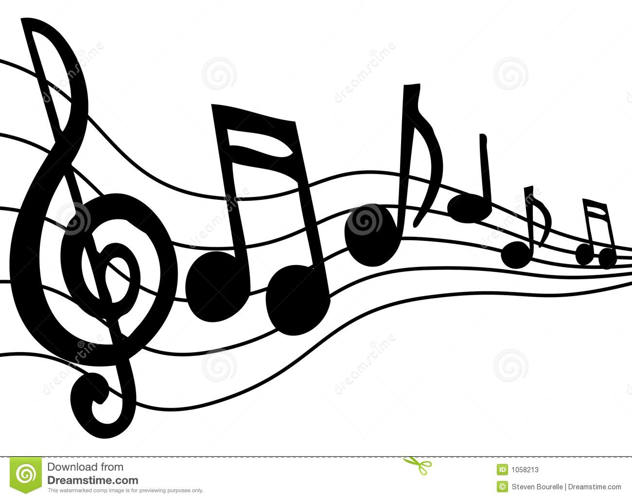 music notes Music Notes Stock Photos | HD Wallpapers Source | scan ...
