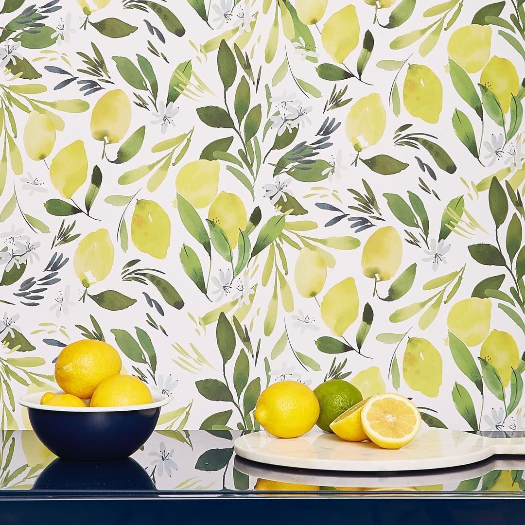 Lemon 🍋 fresh! Our high quality, peelandstick removable