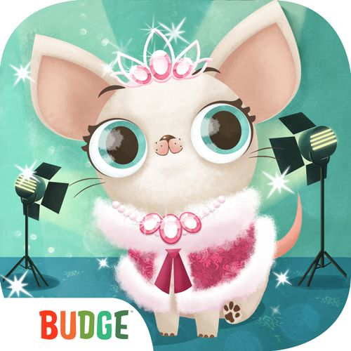 Miss Hollywood Fashion Pets Kids App Animal lovers will