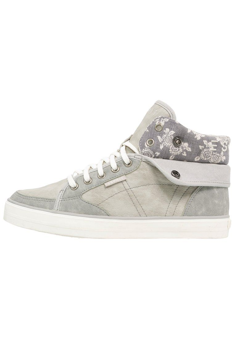 afe90acf899 Esprit STAR - Sneakers hoog - light grey - Zalando.nl | Clothing ...