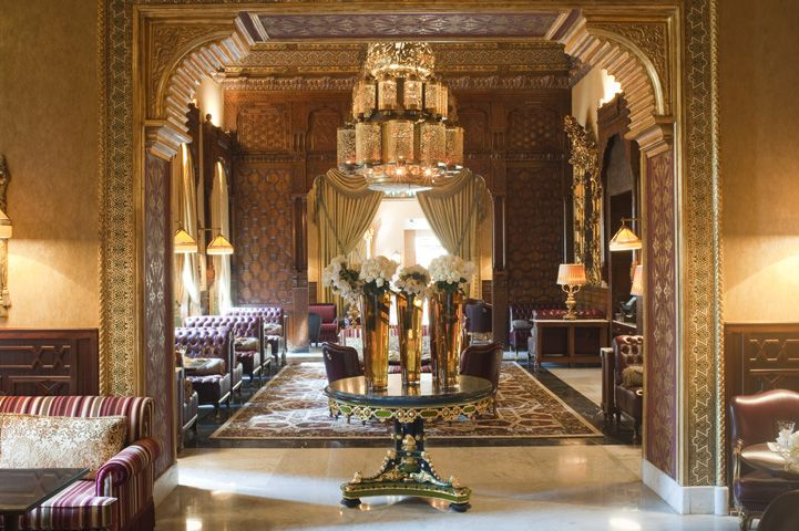 French Palace Interior Design