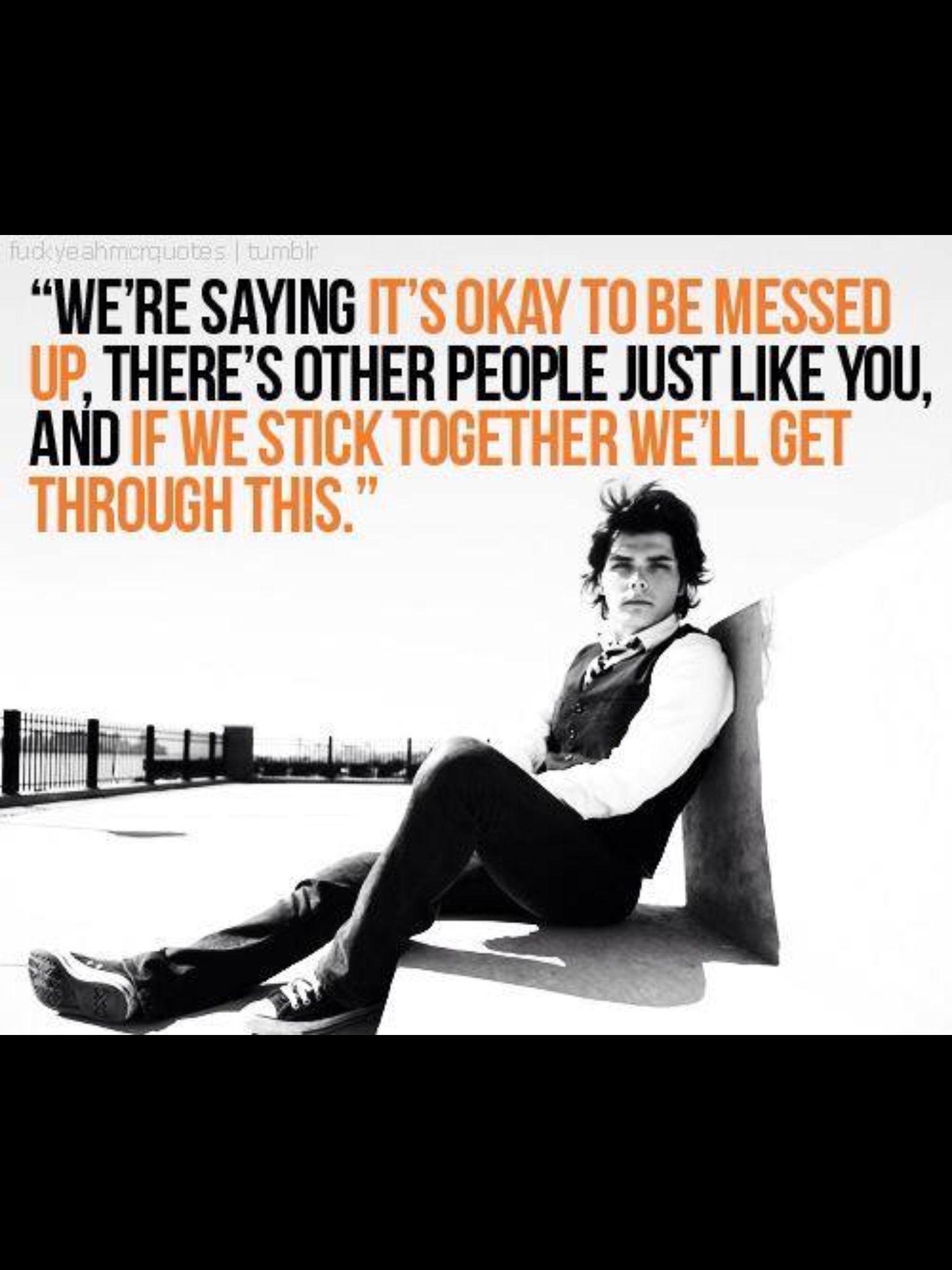 Gerard Way 3 My Chemical Romance I Love This Guy My Music
