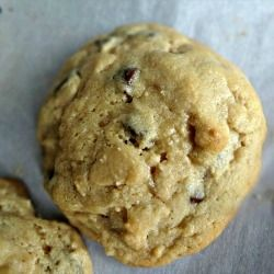 Chocolate Chip and PB Truffle Cookies by cookingactress