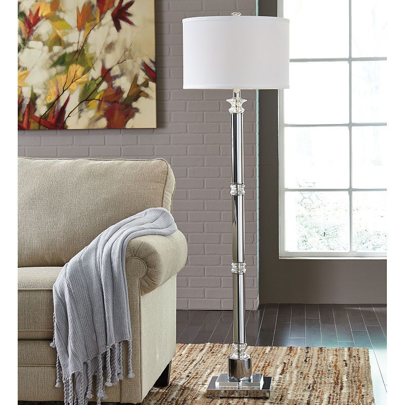 Signature Design by Ashley Marlon Floor Lamp Floor lamp
