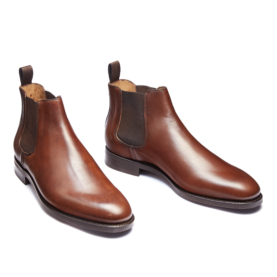 DEMI BOOT ELASTIQUE ROOKERY Bowen - chaussures homme sur manfield.fr