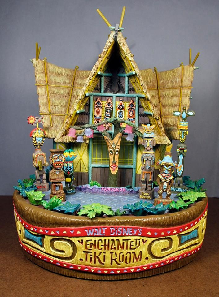 Enchanted Tiki Room The Most Magical Place In The World