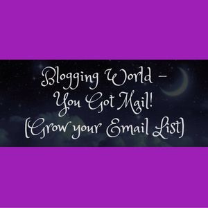 """Who remembers hearing """"You Got Mail!"""" Remember how excited you were? Check out thesegrowing your email list building tips to get your readers excited to see mail coming into their inbox from you!"""