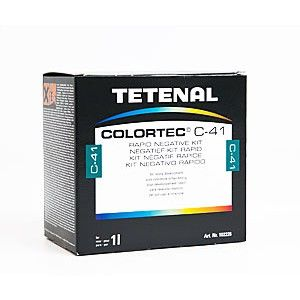 Tetenal Colortec C-41 Kit Rapid Liquid 1000ml - €29.90