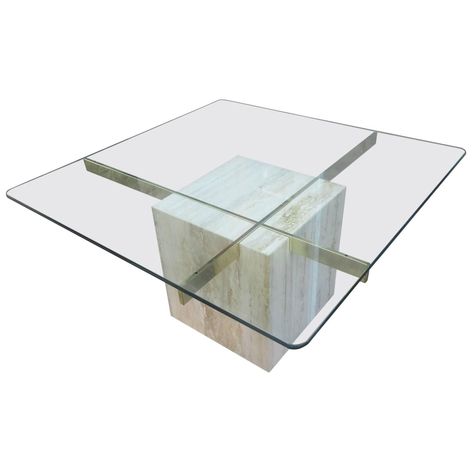 Artedi Marble Coffee Table