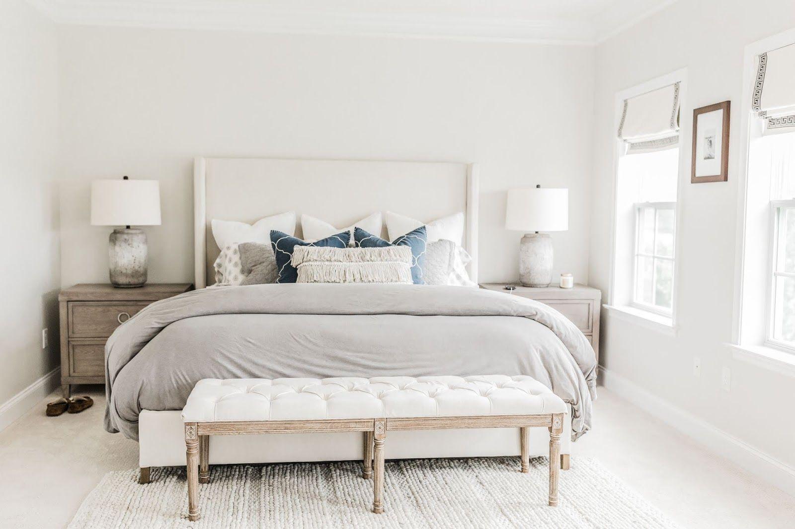 Best Wilsons Co Master Bedroom Reveal Bassett Furniture 400 x 300