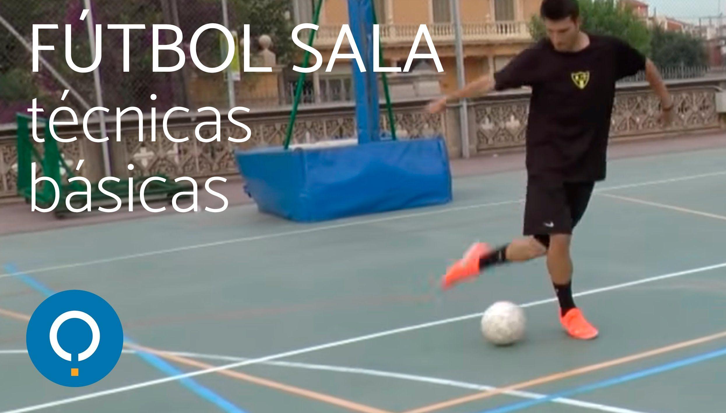 Fútbol sala mejores jugadas y técnicas - Clase de fútbol sala completa d984473742e9a