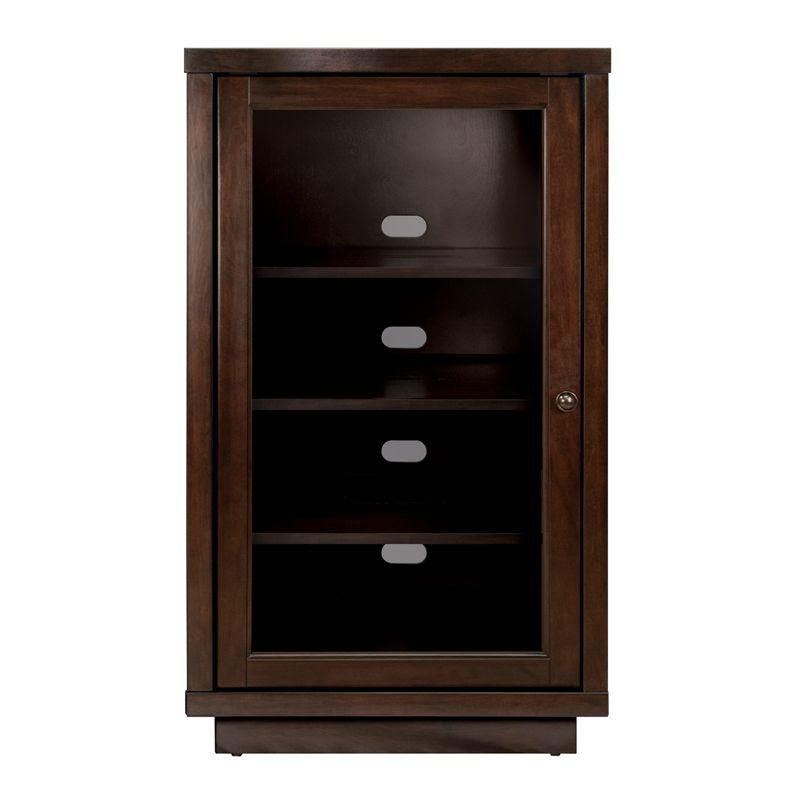 Audio Tower Cabinet Audio Cabinet Audio Stand Traditional Furniture Design