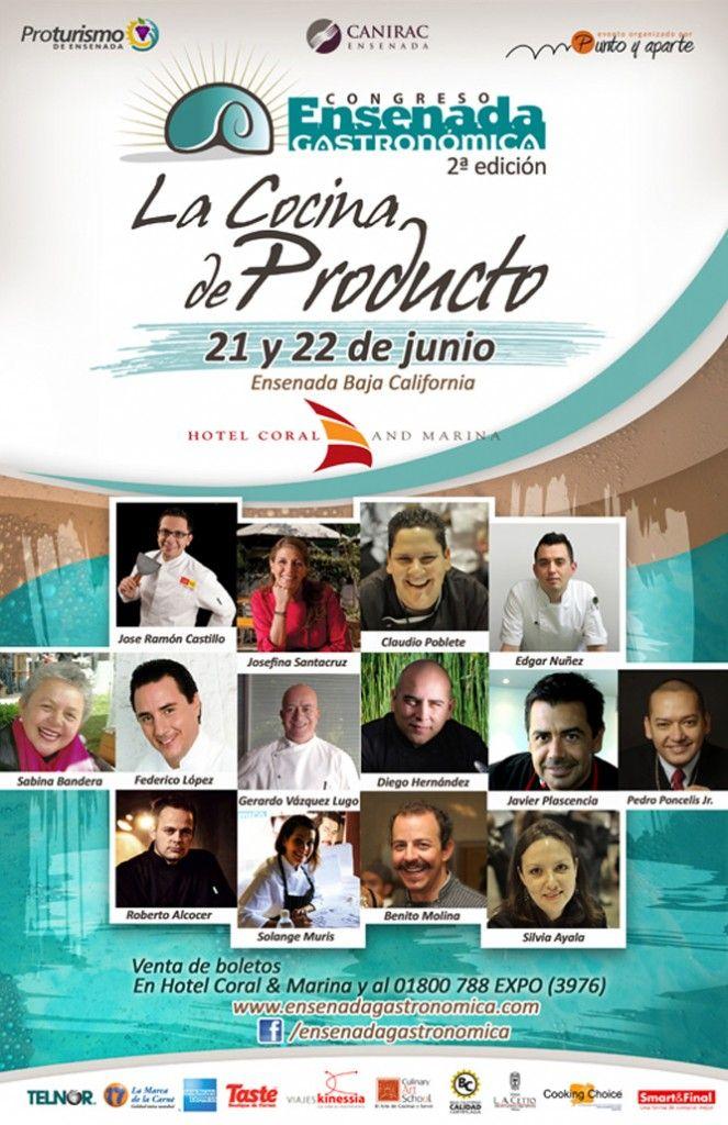 Ensenada gastronómica / Ensenada, Baja California/ 21 y 22 Junio  2012