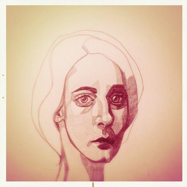 #DrawingArt #Tekenkunst #Moniquedeleeuw