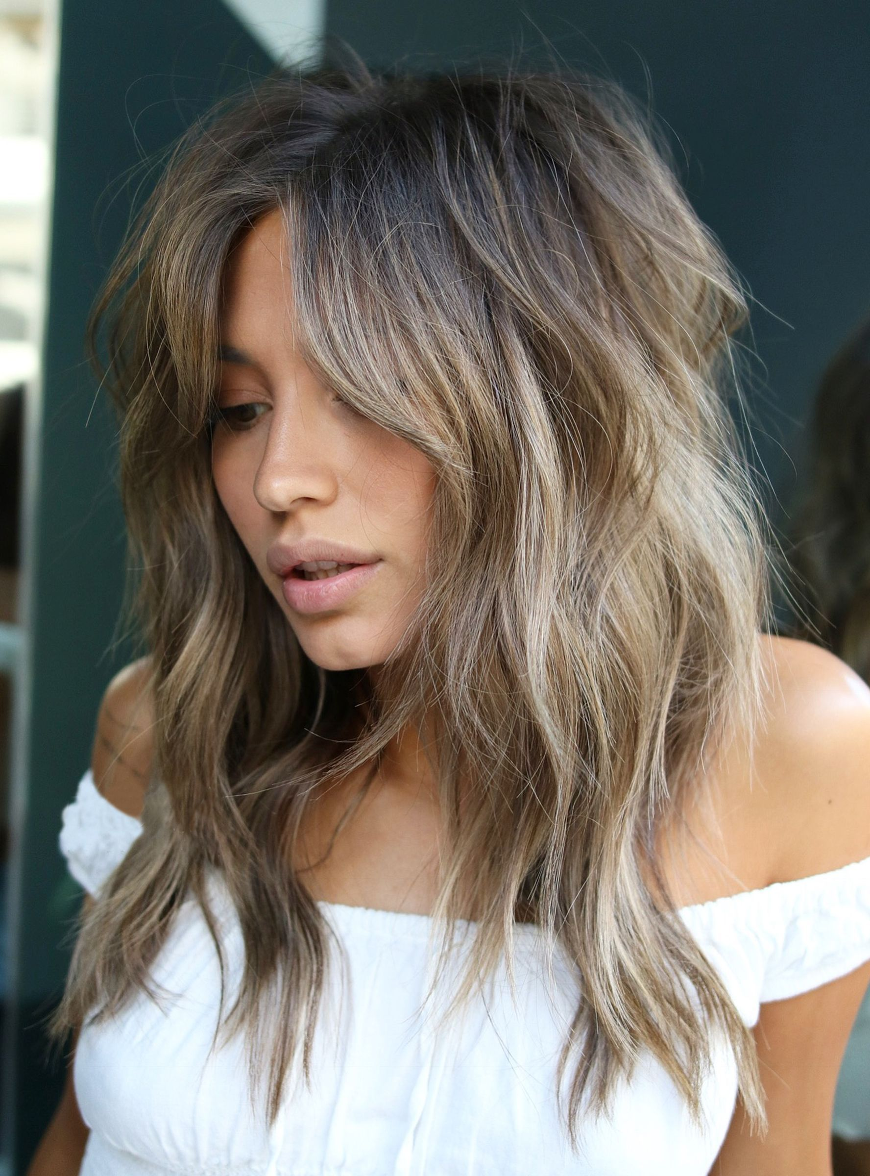 7 Fall Hair Color Trends You Re About To See All Over L A In 2020 Hair Styles Hair Lengths Hair Color 2018