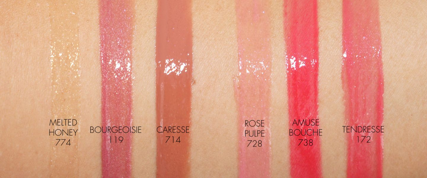 Nordstrom Chanel Rouge Coco Gloss Trios The Beauty Look
