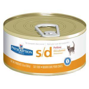 Hill's® Prescription Diet® s/d Urinary Care Cat Food