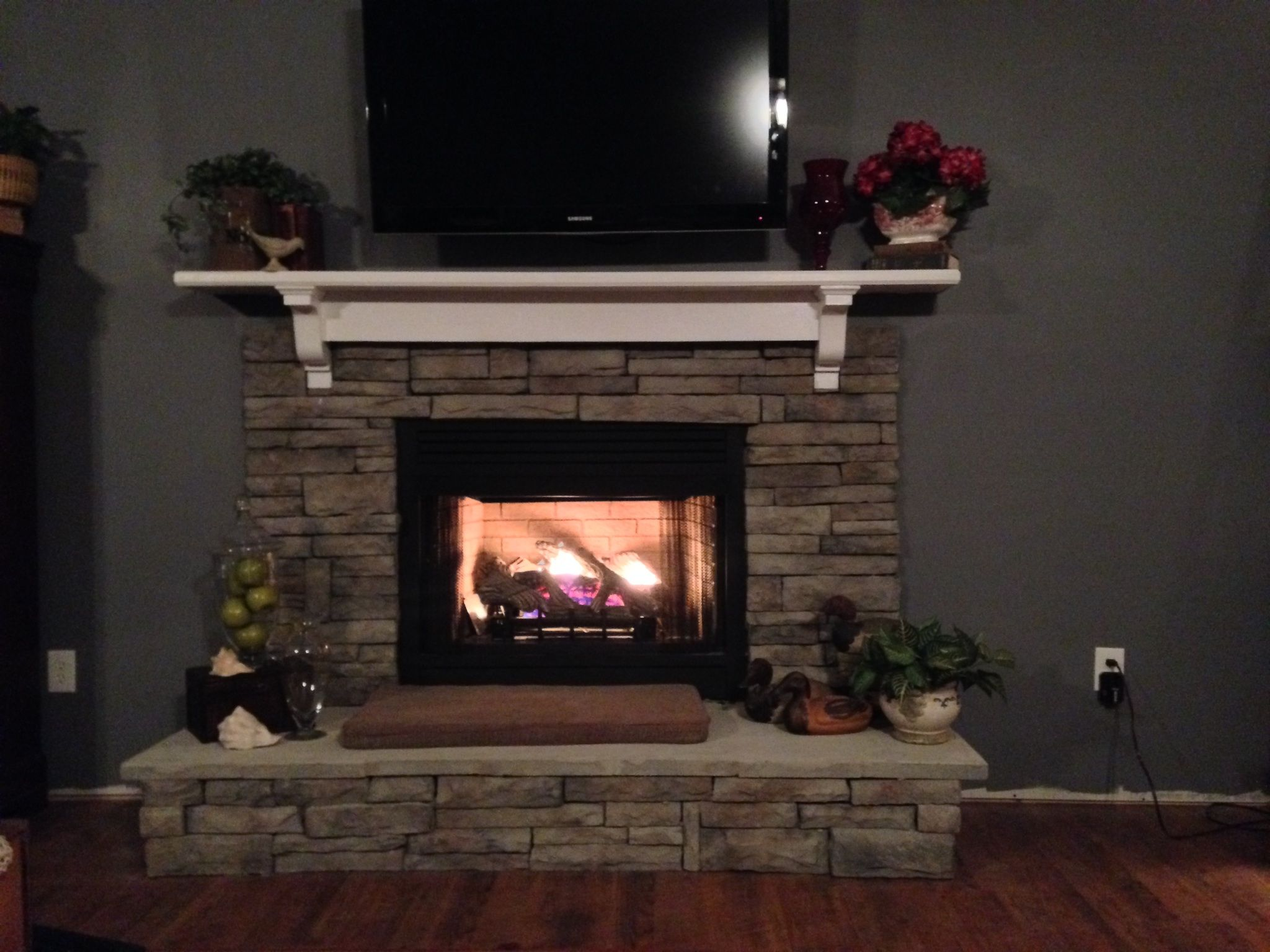 SC using our new European Stack Stone (Copper Creek). Thanks guys for sending us a picture! | Pinterest…