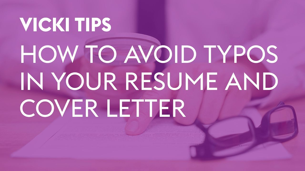 A major tip to remember for cover letters is to double