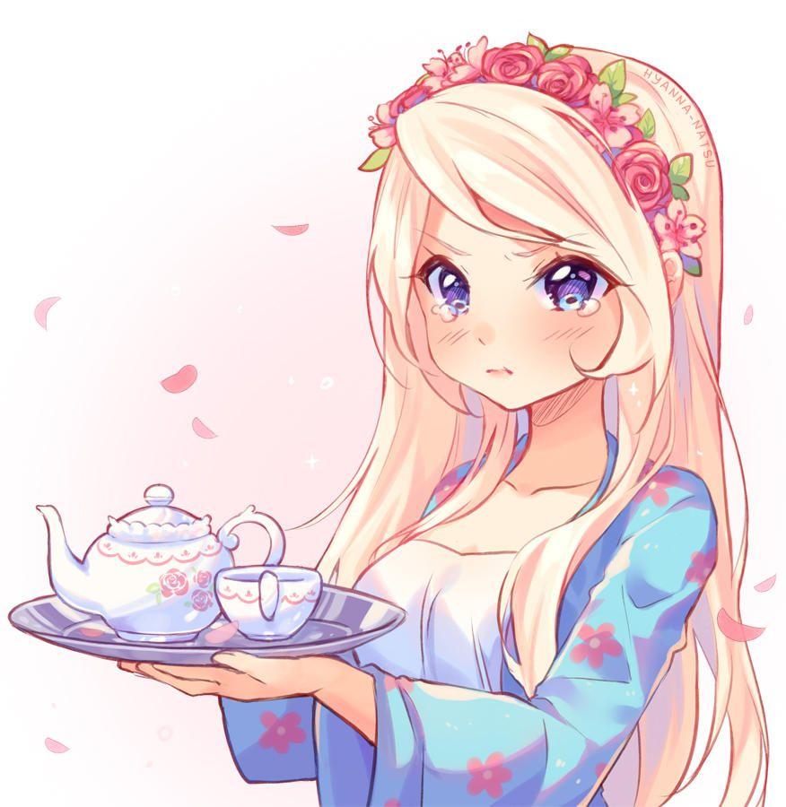 Video Commission Tsun Maid By Hyanna Natsu Anime Art Beautiful Anime Art Tutorial Anime Images