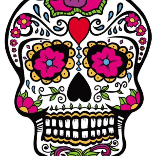 Love This Tatuajes De Calaveras Mexicanas Arte Del Craneo Calaveras Mexicanas Dibujos