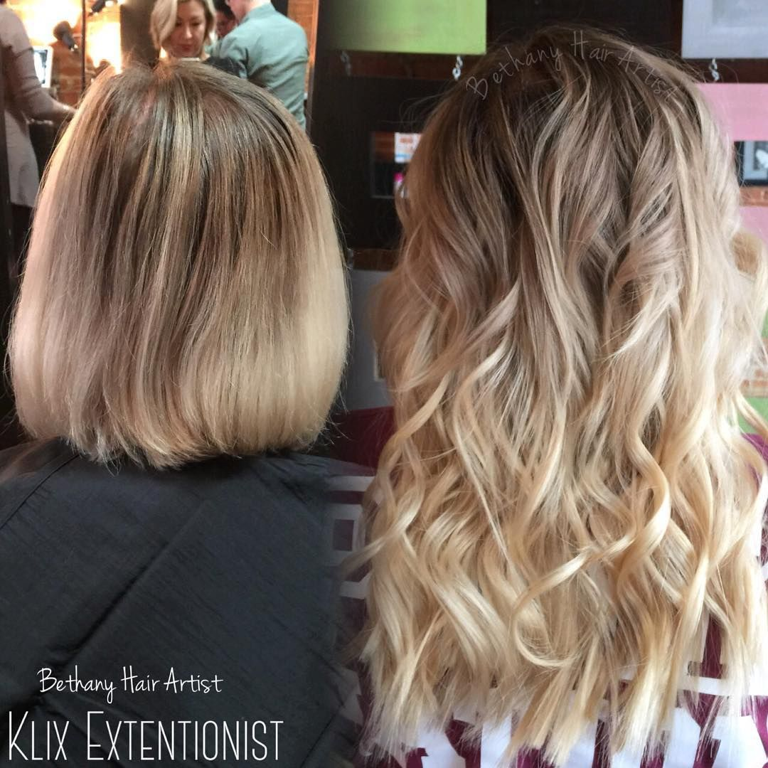 Bethany Hair Artist Is Now Proudly Offering Klix Hair Extensions