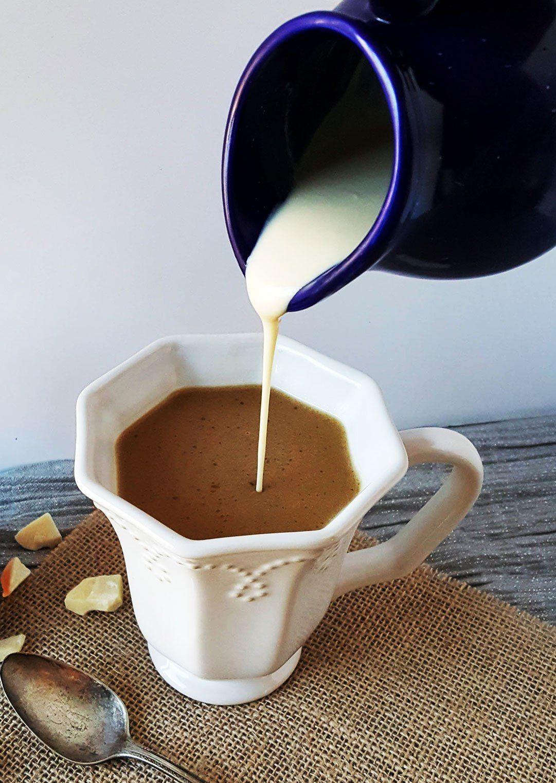 DairyFree White Chocolate Coffee Creamer Dairy free
