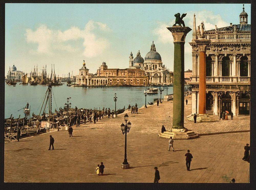 Старая венеция картинки