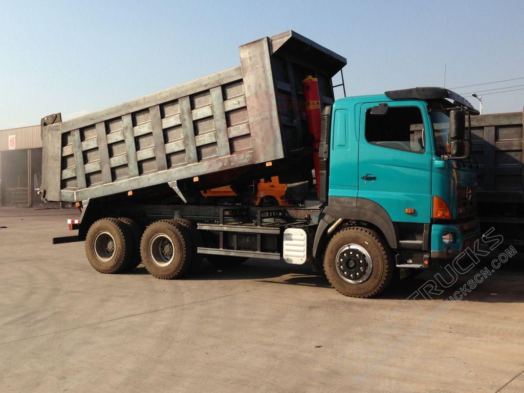 Mercedes benz 609 dump trucks for sale tipper truck dumper tipper - Hino Dumper Tipper Truck Hino 25ton Dump Truck