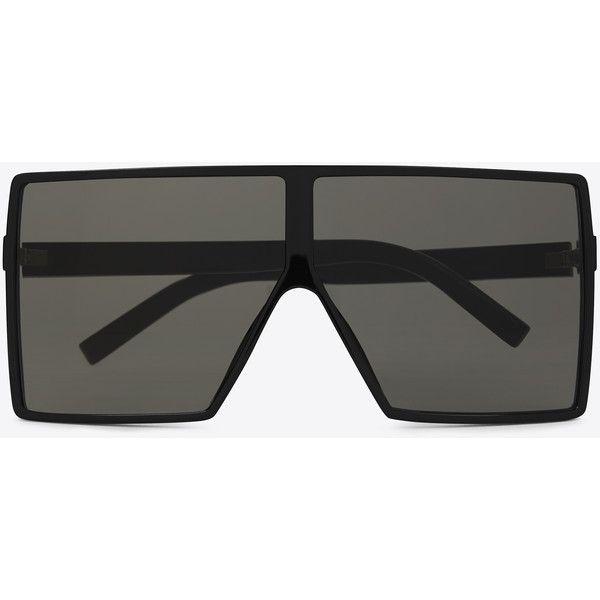 Betty oversized square sunglasses Saint Laurent