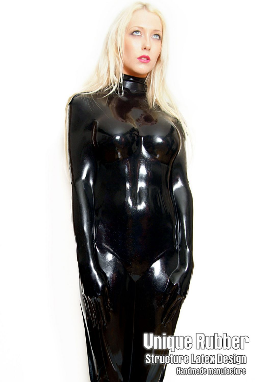 Latex Vacuum Bodybag Unique Rubber En Body Bag Catsuit Skin