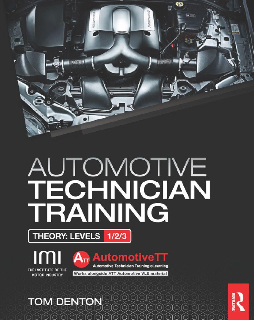 Automotive Technician Training: Theory (eBook Rental) in ...