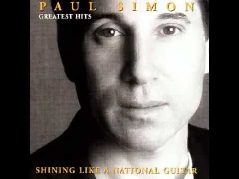 Paul Simon - Me and Julio Down by the Schoolyard + lyrics