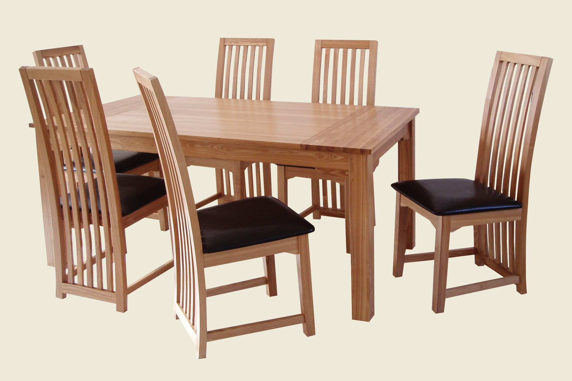 Solid beautiful dining table and chairs – anlamli.net   Cheap ...