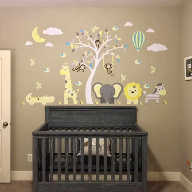 Enchanted Interiors Nursery Wall Art