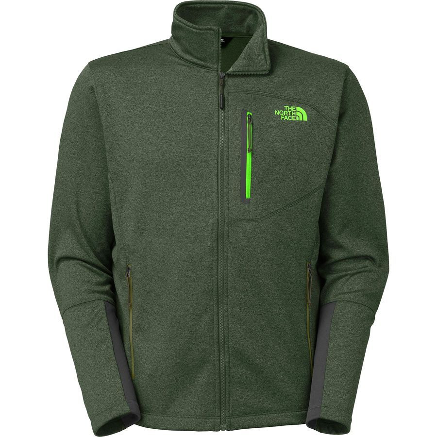 2508e8103 The North Face Canyonlands Fleece Jacket - Men's | Gifts | Jackets ...