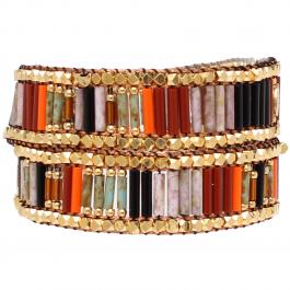 Bracelet Ulla Gas bijoux sur lestrouvaillesdelsa.fr