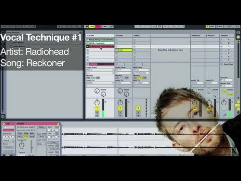 ableton live tips 7 vocal effect techniques radiohead nosaj thing music production tools. Black Bedroom Furniture Sets. Home Design Ideas