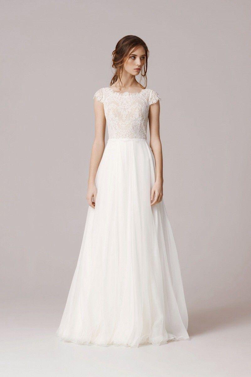 607fea9a856 Anna Kara Thea Sample Wedding Dress