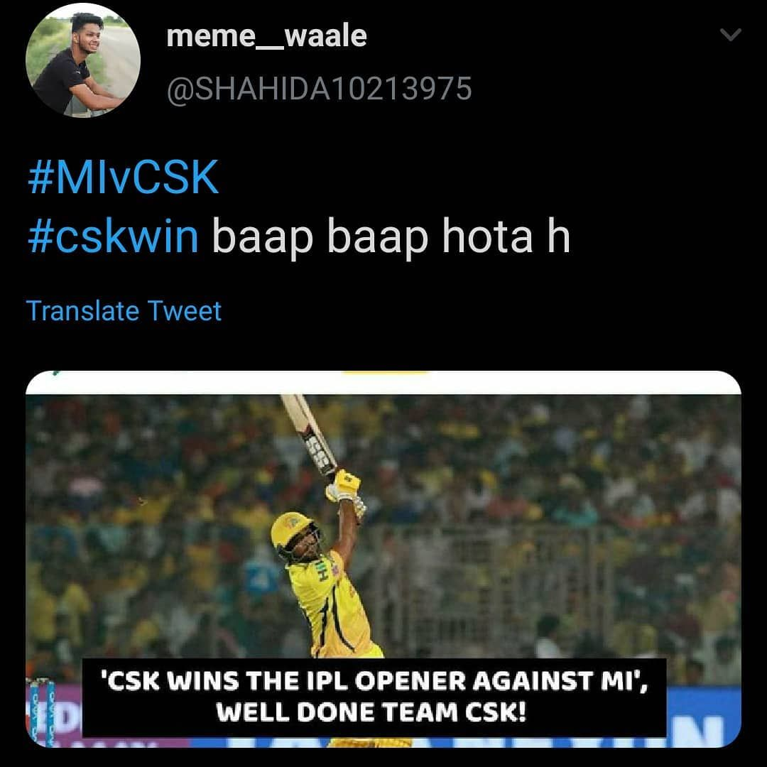 2 154 Likes 5 Comments Csk Fan Club 2020 Cskipl 2020 On Instagram Perfction Follow Cskipl Fun Quotes Funny True Interesting Facts Funny True Quotes