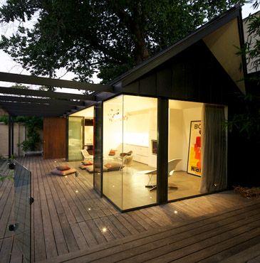 Recessed lighting in floorboard | Weekend house | Pinterest | Pool ...