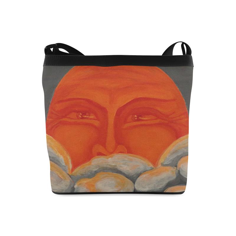 Celestial #3 Crossbody Bags (Model 1613)