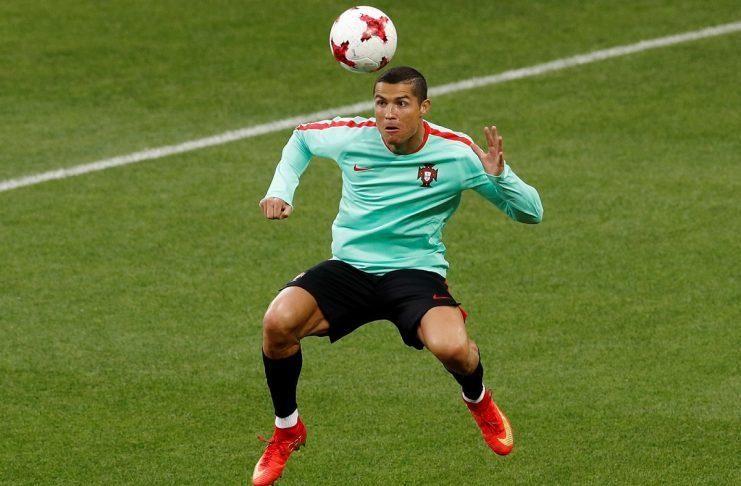 Portugal Training –  FIFA Confederations Cup Russia 2017